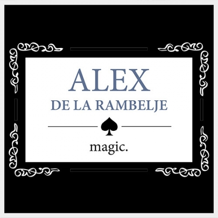Alex de la Rambelje is one of Australia's top sleight-of-hand magicians.