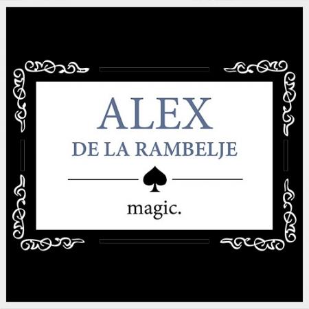 Alex de la Rambelje is one of Australia's top sleight-of-hand magicians.